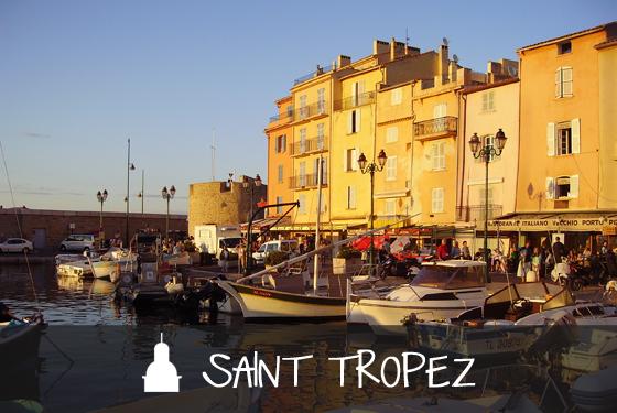 Sortie et excursion en mer en direction de Saint Tropez les jours de marché